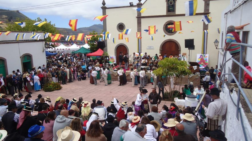 Fiesta de La Lana en Caideros