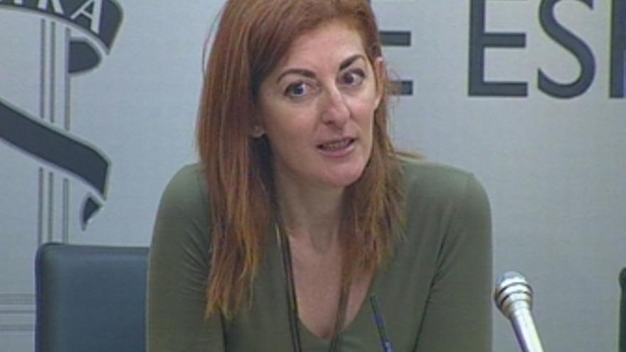 Maite Pagazaurtundua hermana de Joseba Pagazaurtundua asesinado por ETA T