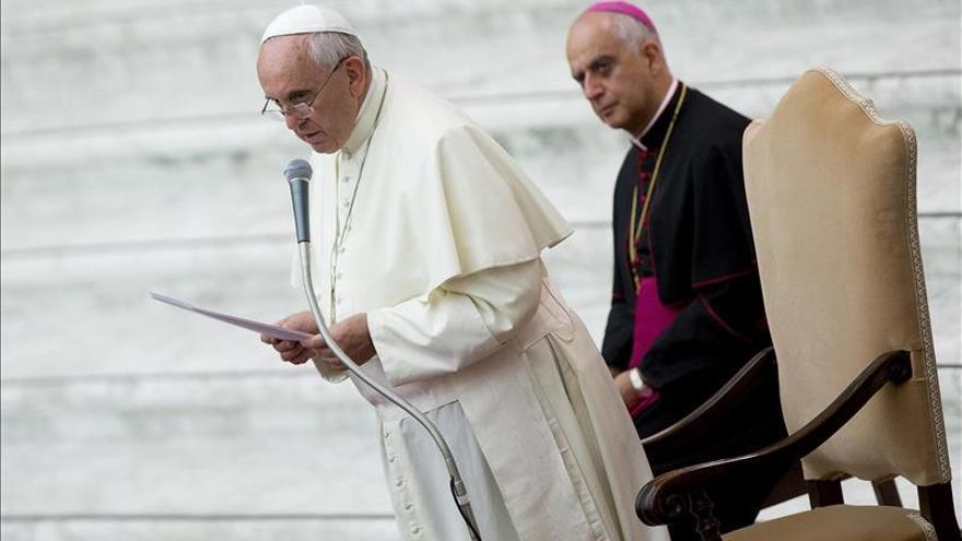 El papa enviará misioneros a absolver pecados graves