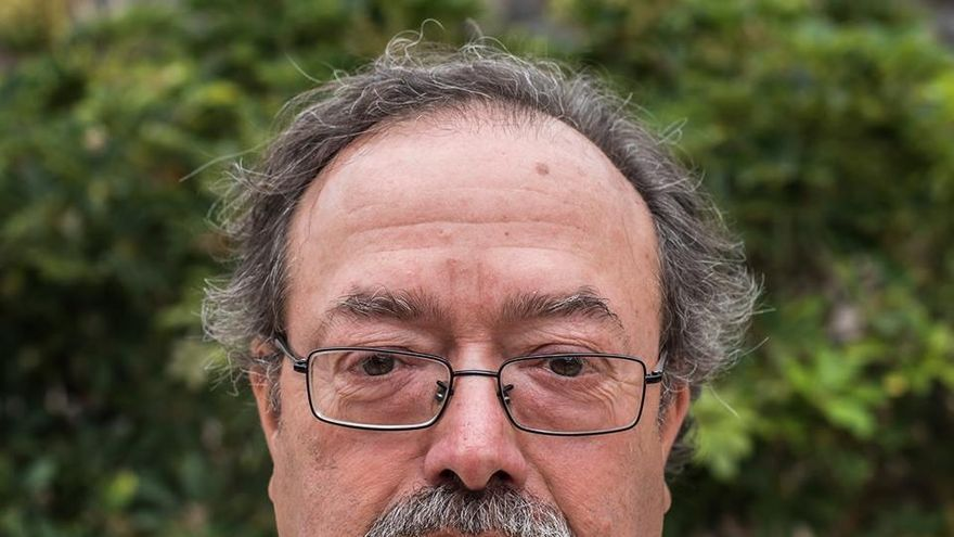 Domingo Méndez, candidato a la secretaría insular de Podemos por En Tenerife Podemos.