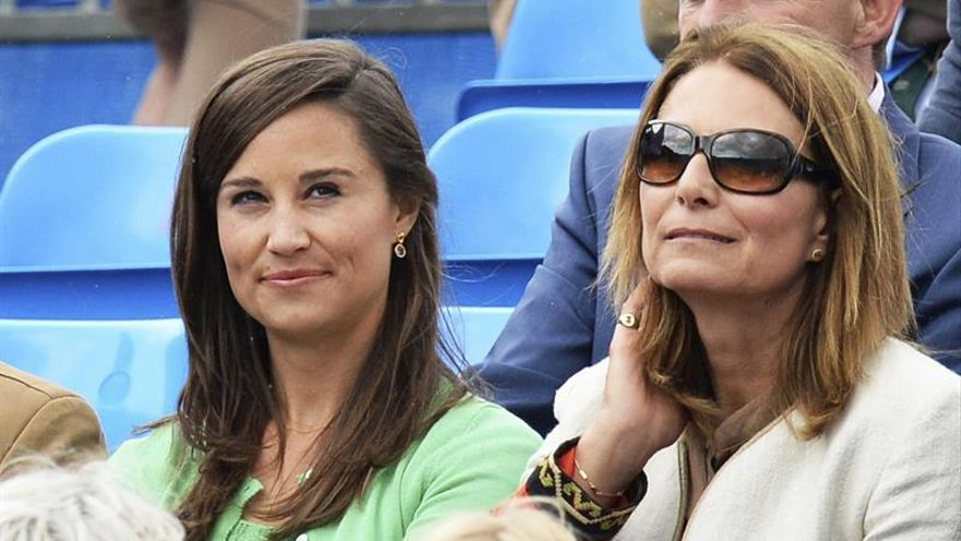 Investigan la interceptación ilegal de fotos privadas de Pippa Middleton