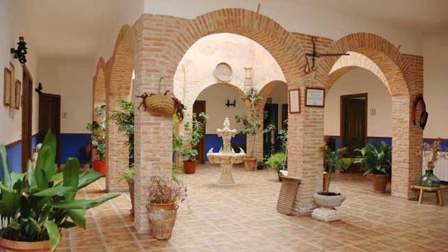Casa Rural de Pacas, en Bolaños de Calatrava (Ciudad Real)