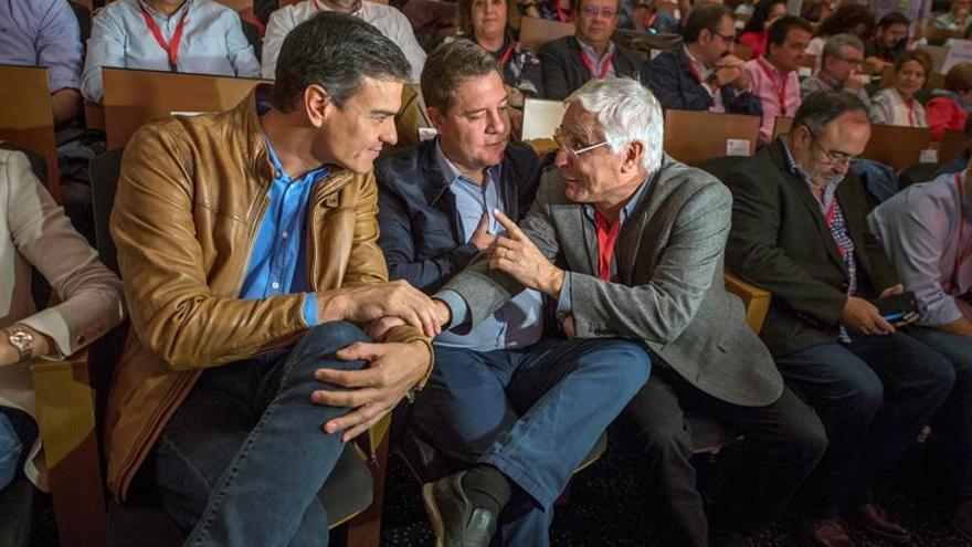 Sánchez: las elecciones las ganaremos los que vamos a favor de la convivencia