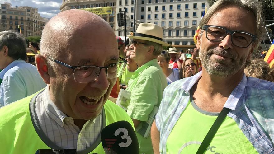 """Rigol: """"A ver si de una vez se enteran de que el miedo en Cataluña no funciona"""""""