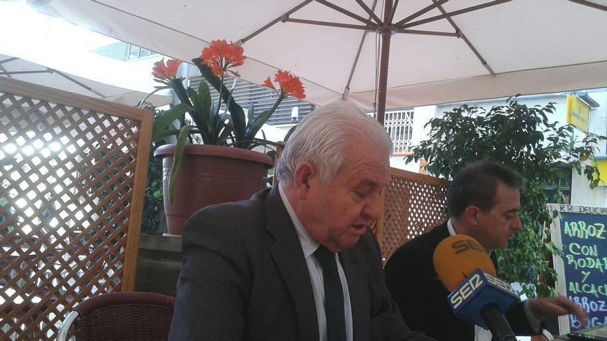 Francisco Gómez, en una imagen de archivo