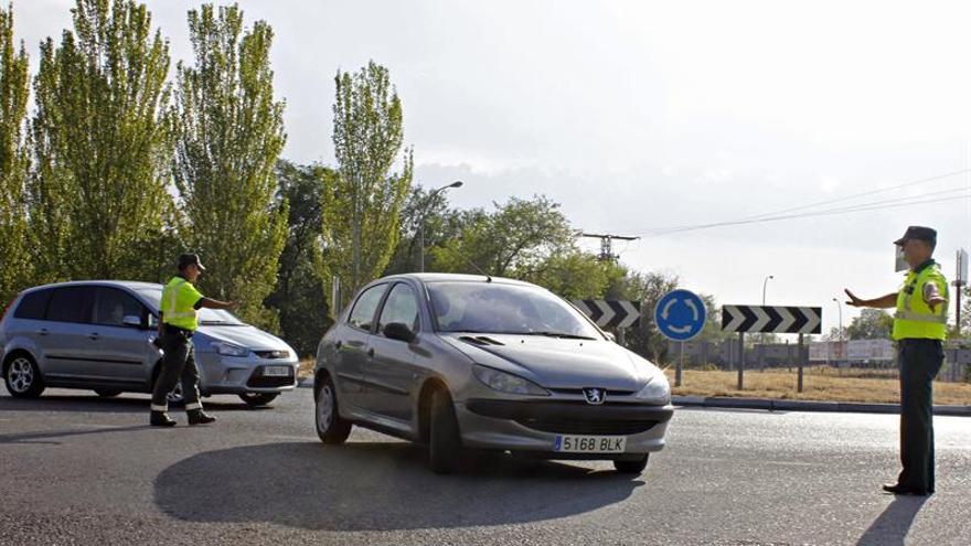 DGT aumenta el control del uso del cinturón y prueba cámaras en tres autovías