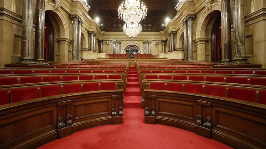 El Parlament se constituye hoy y los independentistas quieren a Torrent de presidente
