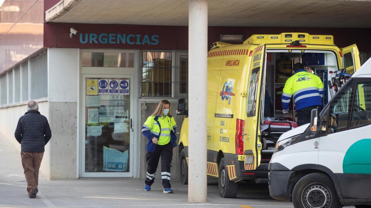 La incidencia acumulada sube en Murcia 22 puntos, hasta 180 casos. EFE/Marcial Guillén/Archivo