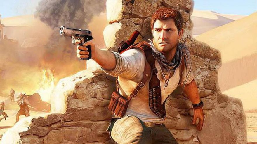 Uncharted 4 PlayStation 4 DRL