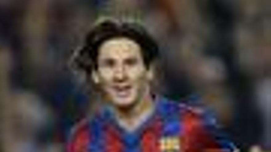 """Messi: """"Esperamos ganar para estar más tranquilos"""""""
