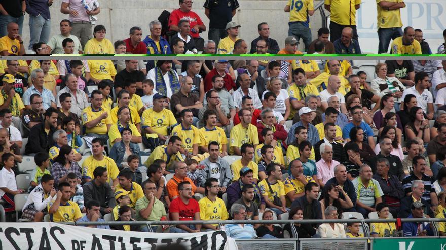 Del UD Las Palmas-Hércules #9