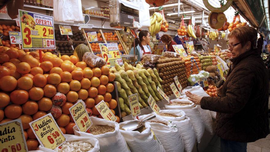 La inflación interanual se mantiene en diciembre y cierra 2012 en el 2,9 por ciento