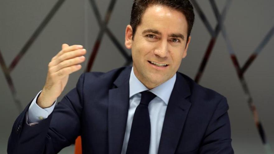 """García Egea pide que se """"aperciba"""" a Torra por su """"campaña"""" a favor de los CDR"""