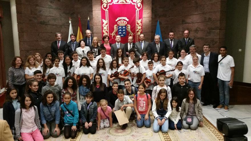 Pacto Canario por la Infancia.