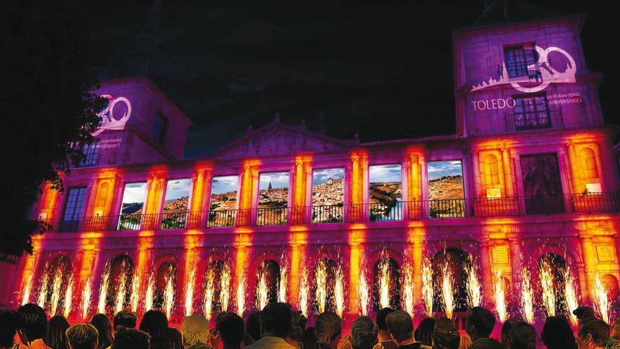Espectáculo Luz Toledo