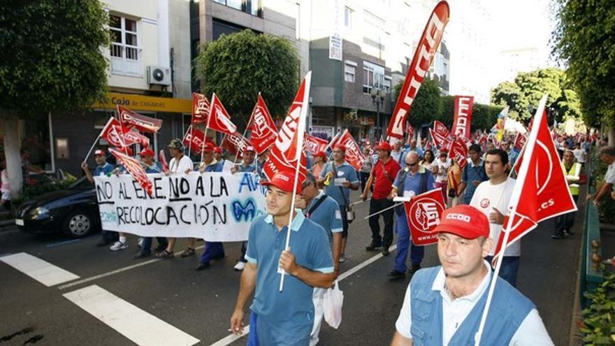 De la manifestación contra los recortes #9