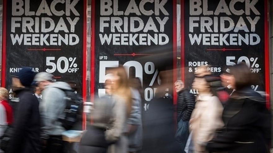 El Black Friday da el pistoletazo de salida a la campaña de Navidad en España con grandes descuentos