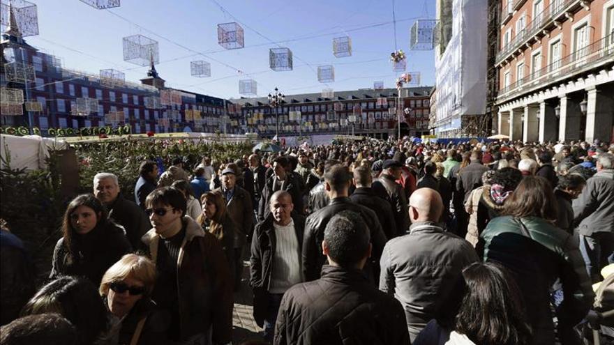 Madrid supera los 600.000 visitantes por primera vez en un mes de enero