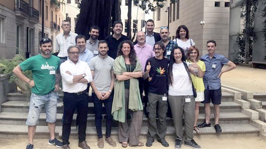 PSPV, Compromís y Podemos piden al Consell la regularización del consumo del Cannabis