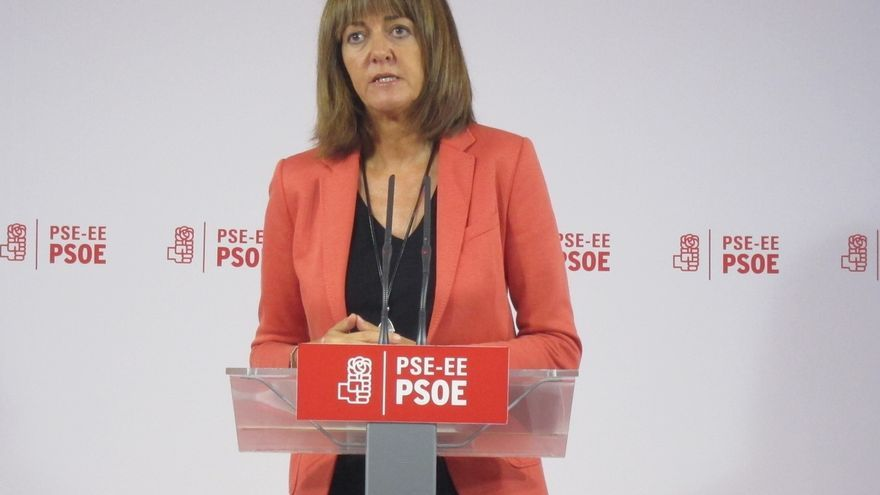 """Mendia dice que la tarea del PSE no terminará hasta que """"todos verbalicen bien alto"""" que """"el terror"""" nunca debió existir"""