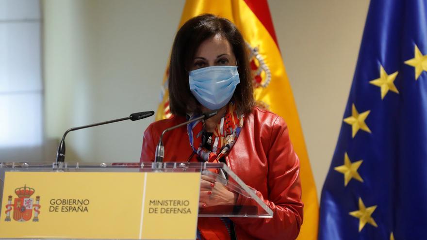 """Robles defiende el """"liderazgo"""" de España en la UE en un momento """"preocupante"""""""