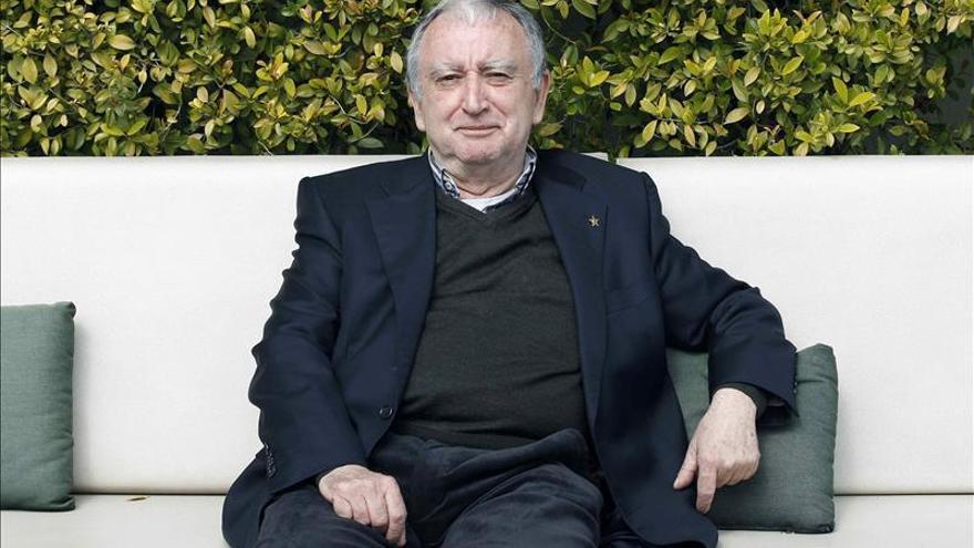 El escritor Rafael Chirbes ha fallecido este sábado. / Efe.