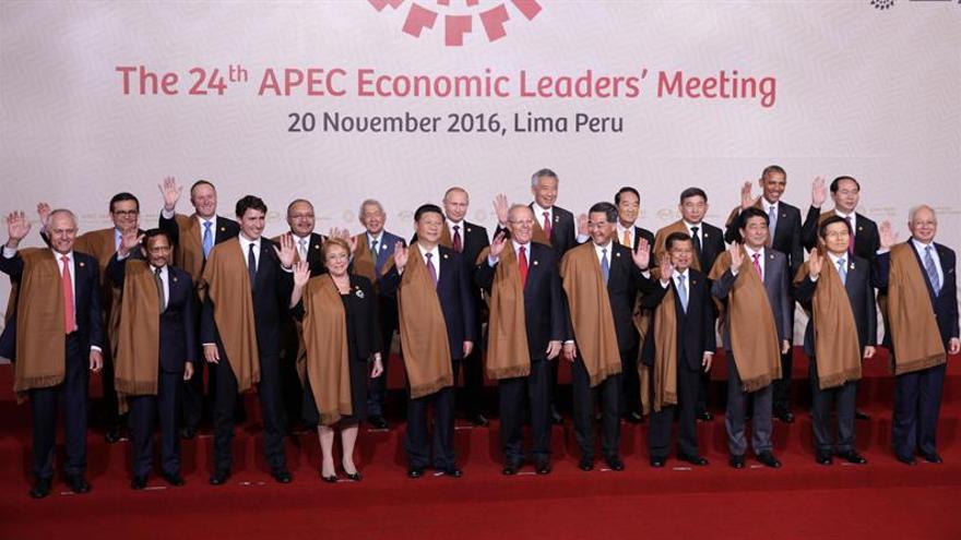 El Área de Libre Comercio de Asia Pacífico se convierte en el objetivo del APEC