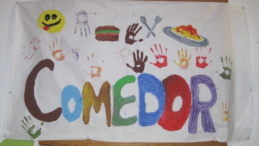 Colaboración entre administraciones para dar de comer a los niños en ...