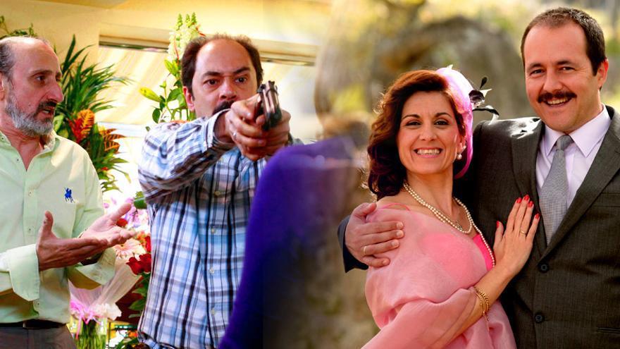 Primer rifirrafe del año: Alberto Caballero de 'La que se avecina' Vs. el productor de 'Algo que celebrar'