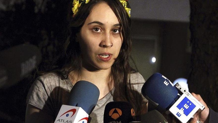 El primer juicio en España contra las activistas de Femen será el 27 de junio