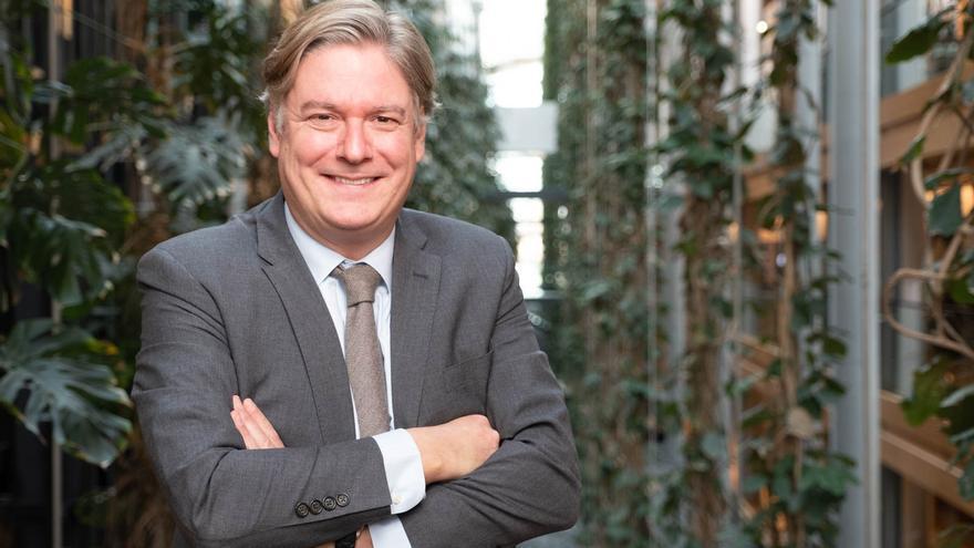 Archivo - El eurodiputado del PP y secretario general del Partido Popular Europeo (PPE), Antonio López-Istúriz.
