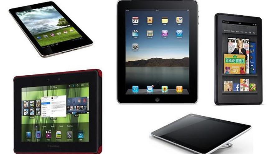 Hay una amplía oferta de tabletas en las tiendas que pone la decisión de compra difícil