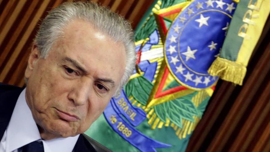 Temer afirma que Brasil reforzará el combate a la violencia contra la mujer