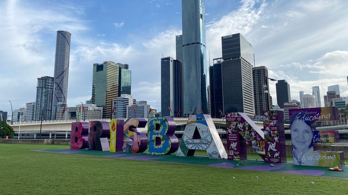 Brisbane será sede de los Juegos Olímpicos en 2032.