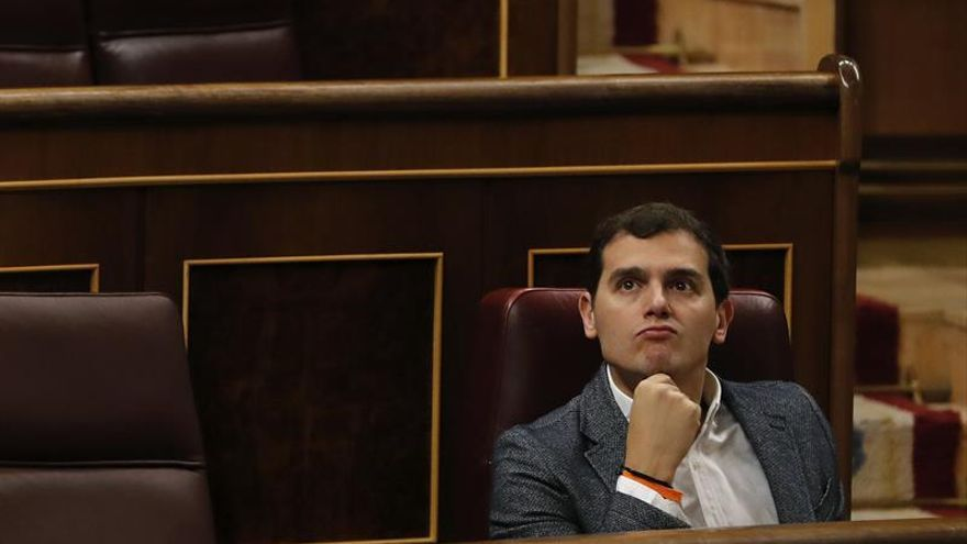 Rivera dice que si las medidas de C's caben en el techo de gasto lo apoyarán