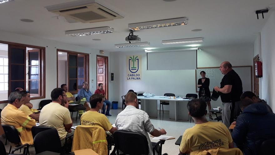 Curs de formación del personal de Medio Ambiente.