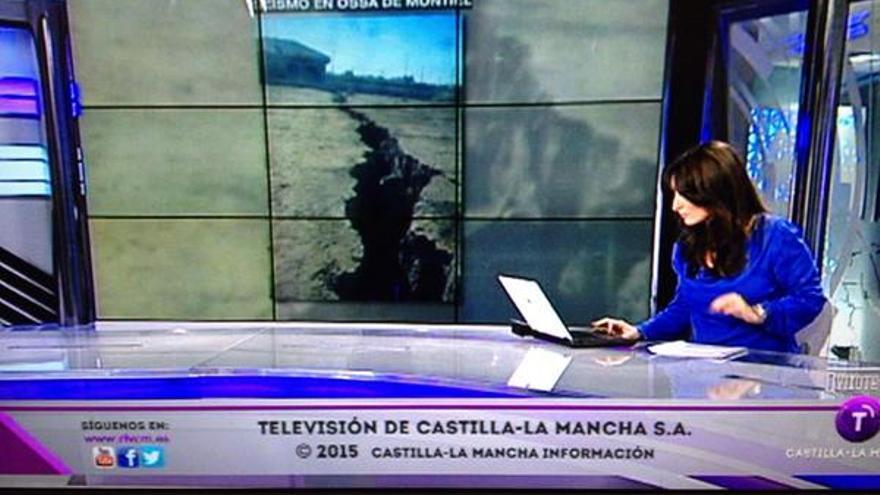Castilla-La Mancha terremoto Ossa de Montiel