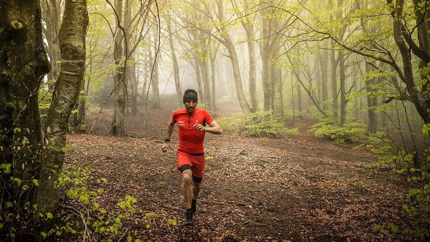 El corredor Miguel Heras. Foto: ORIOL BATISTA