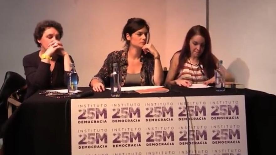 Debate 'Sexo, porno y  feminismo'