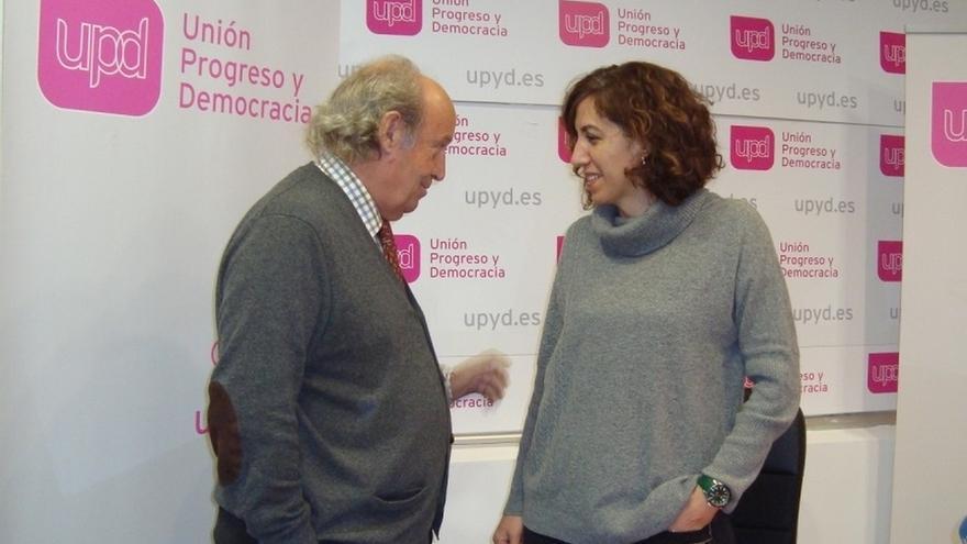 """Irene Lozano defiende UPyD como un partido """"de soluciones"""" frente a quienes """"hacen cabalgatas y tiran caramelos"""""""