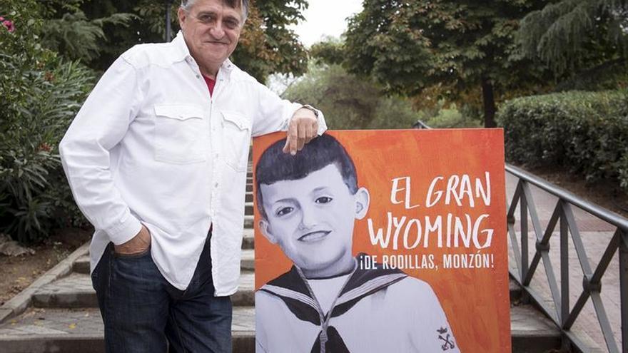 """La infancia de """"cualquier"""" niño de los 60, según el Gran Wyoming"""