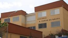 En la imagen, el colegio Anselmo Pérez de Brito.