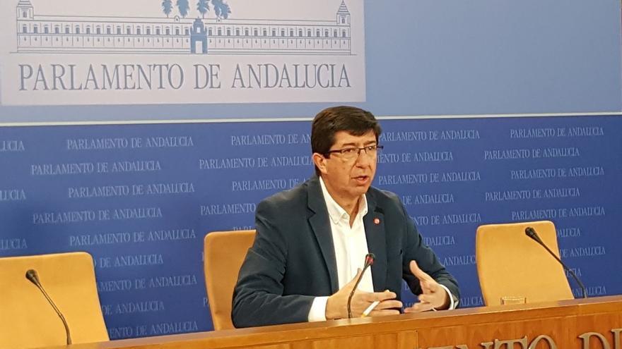 """Marín (Cs) expresa """"serias dudas"""" sobre cifras planteadas por Montero en relación a la financiación autonómica"""