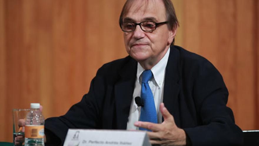 Perfecto Andrés Ibáñez. Foto: Poder Judicial de la Federación / Gobierno de México