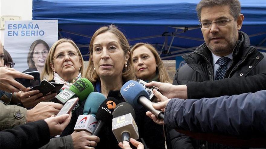 """Catalá: """"Hasta que haya víctimas cero no podremos descansar"""""""