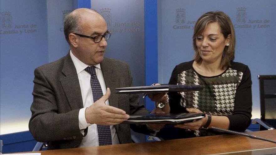Castilla y León atiende en seis meses 843 familias afectadas por desahucios