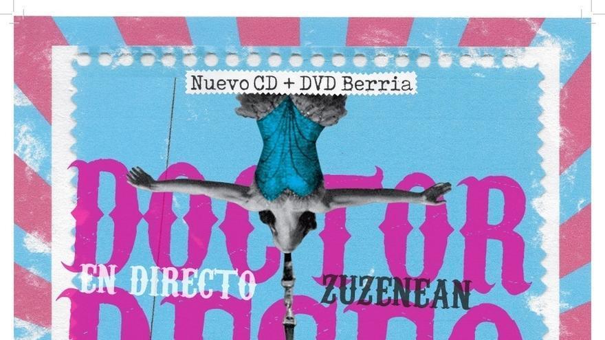 Doctor Deseo actuará el 12 de mayo en San Sebastián, dentro de la programación de Dkluba