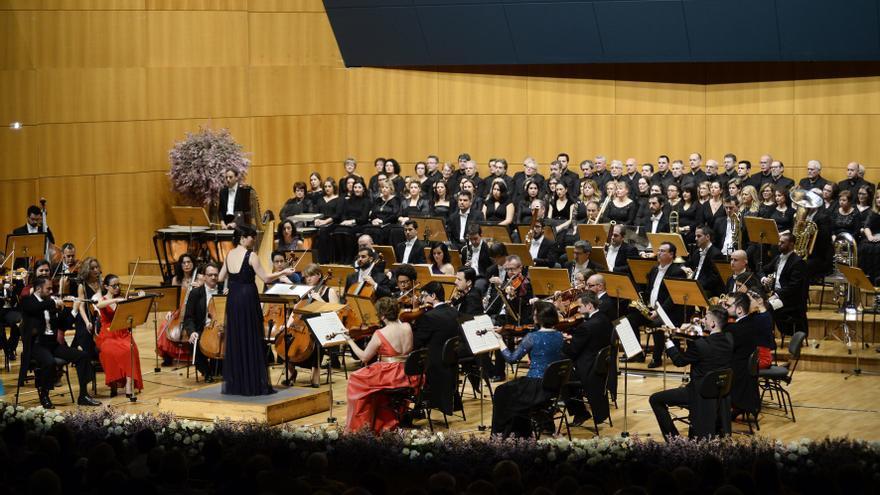 La Orquesta Sinfónica de la Región de Murcia