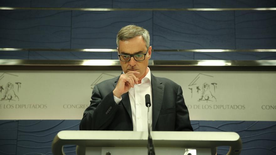 Villegas insta al PSOE a sentarse con el PP a negociar porque no ve posible alternativa que respete la Constitución