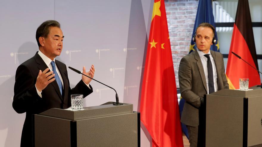 China advierte a Europa sobre Taiwán y airea otras diferencias